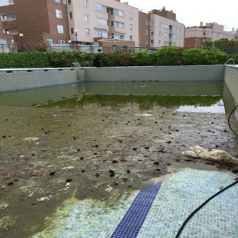 Noticias tecman for Bajar ph piscina